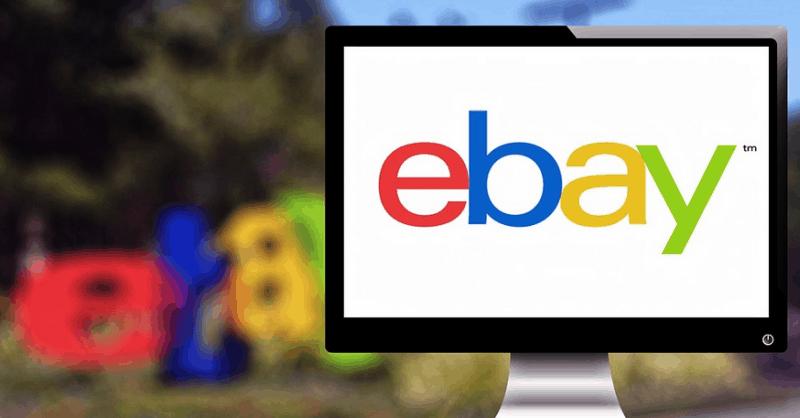Selling something on ebay for cash.